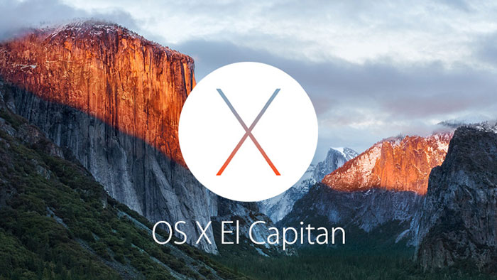 OS X 10.11 El Capitan : capture 1