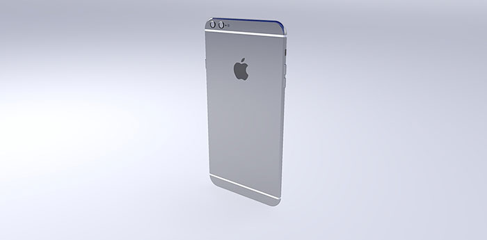 Concept iPhone 6s : image 6