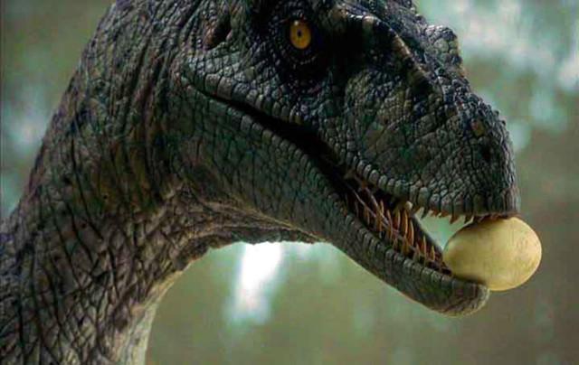 Sang dinosaure