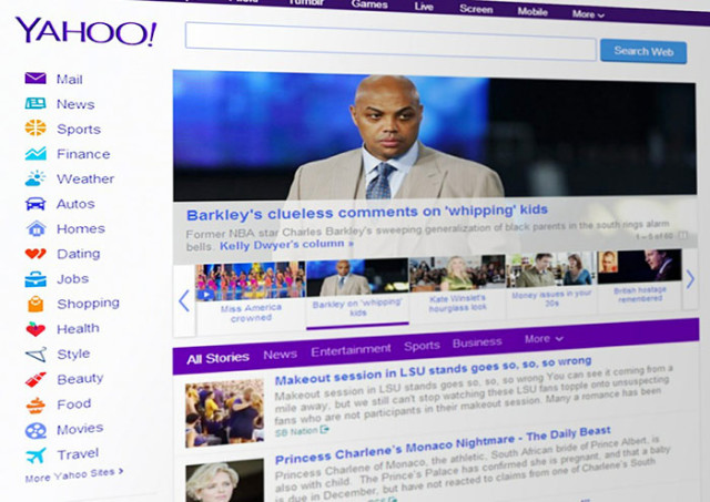 Restructuration Yahoo