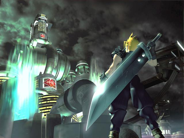 Final Fantasy VII iOS