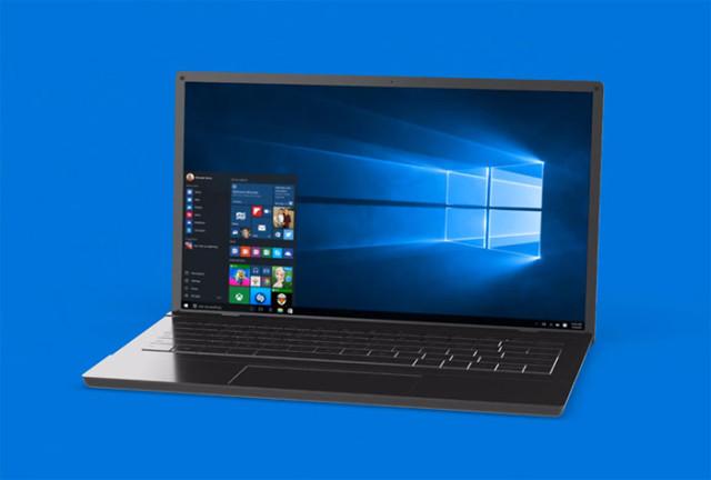 Fond d'écran Windows 10