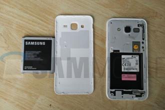 Samsung Galaxy J5 : photo 7