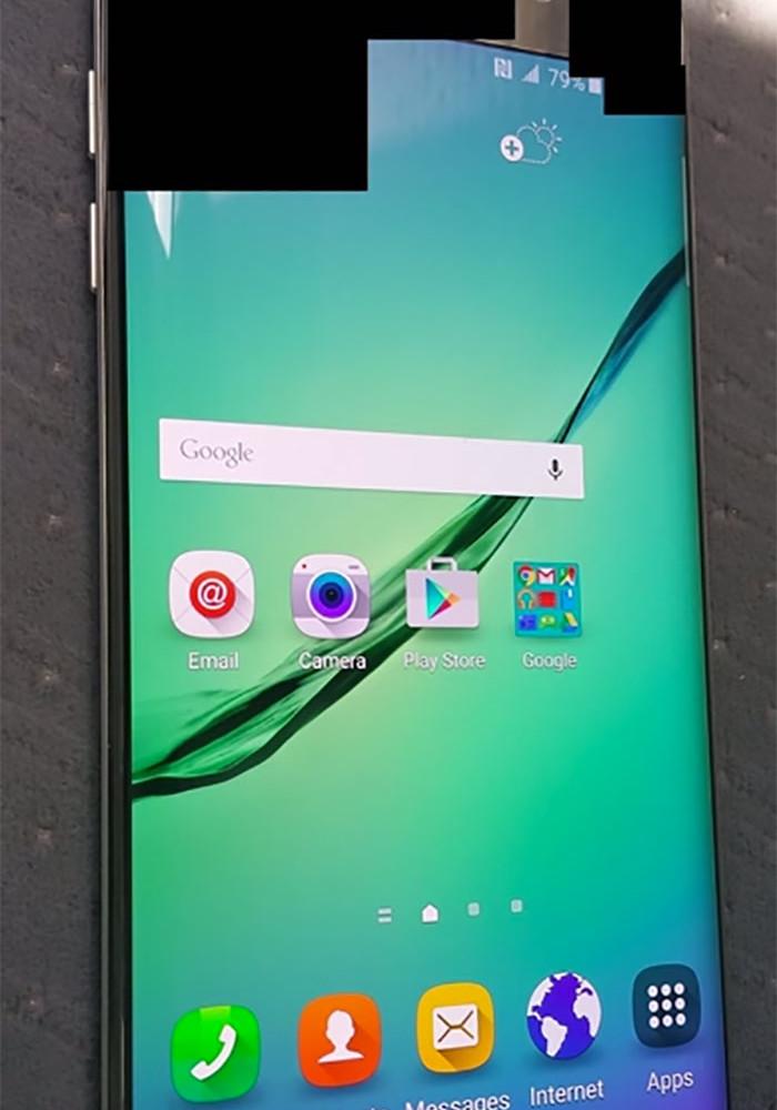 Galaxy S6 Plus : photo 2