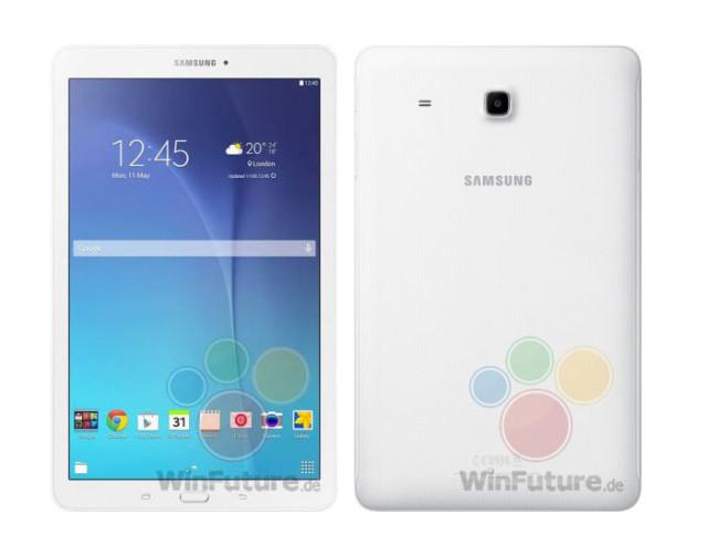 Galaxy Tab E : image 1
