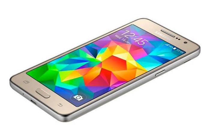 Galaxy Grand Prime VE : image 5