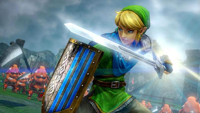 Hyrule Warriors 3DS