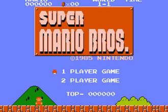 IA Super Mario Bros