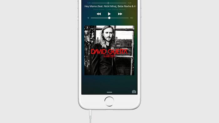 iOS 9 : capture 3