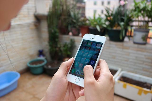 Rumerus écran iPhone 6c