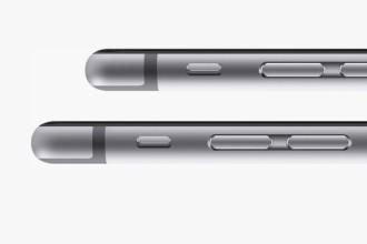 Languettes iPhone 6s