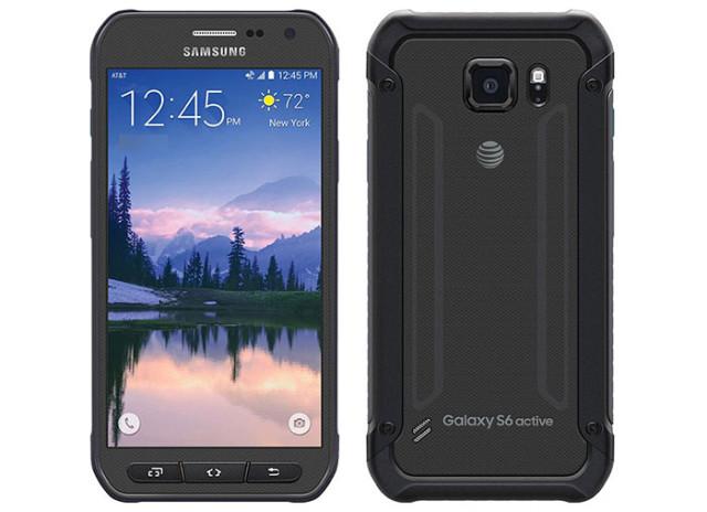 Leak Galaxy S6 Active
