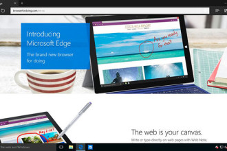Dark Theme Microsoft Edge