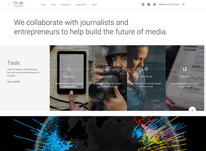 Google News Lab : image 1
