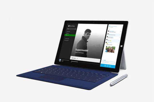 Nouvelle Surface Pro 3