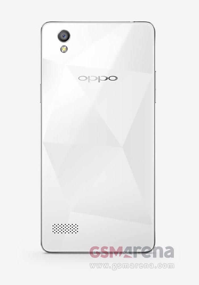 Oppo Mirror 5 : rendu 2