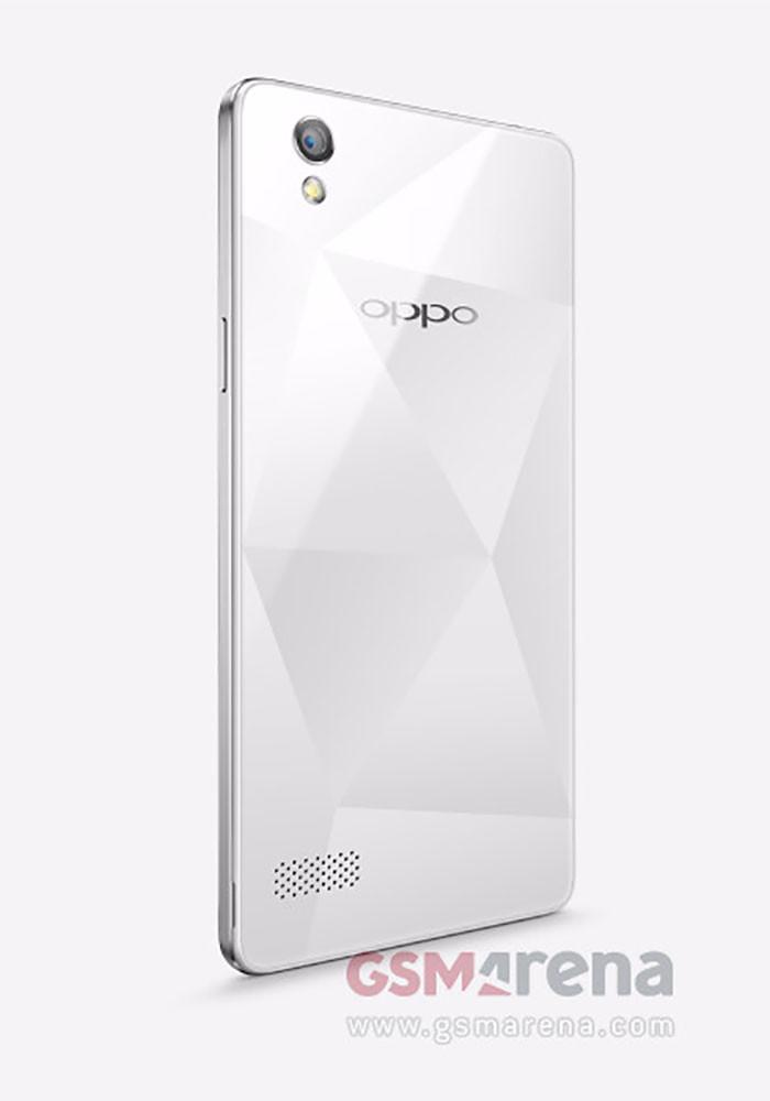 Oppo Mirror 5 : rendu 3