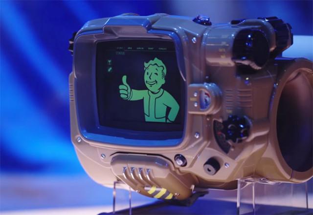 Pip-Boy Fallout 4