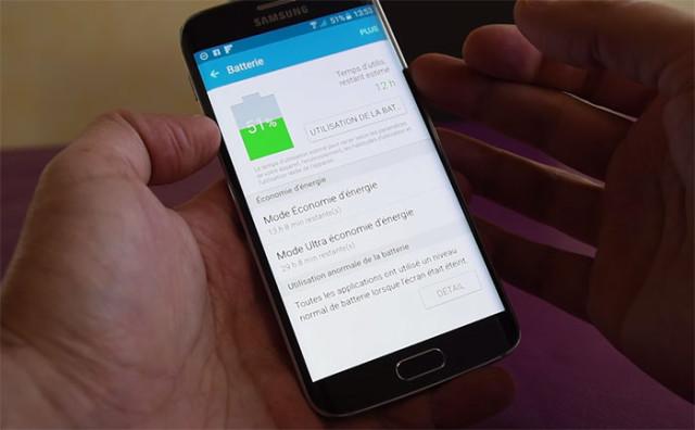 Problème Galaxy S6 Edge