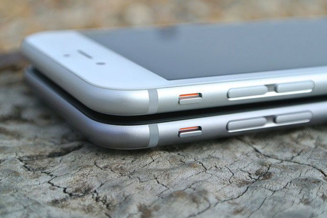 Rumeurs écran iPhone 6s
