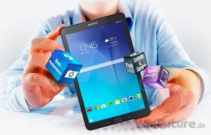 Galaxy Tab E : image 2