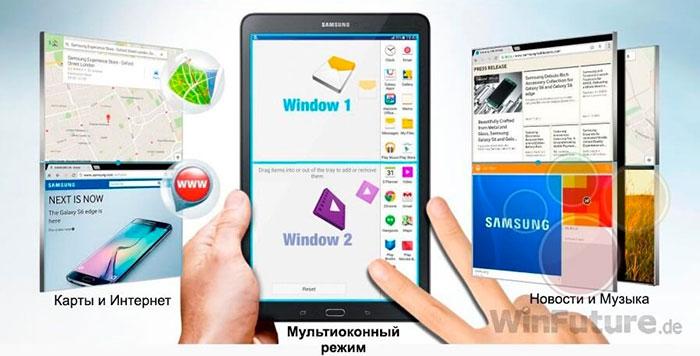 Galaxy Tab E : image 5