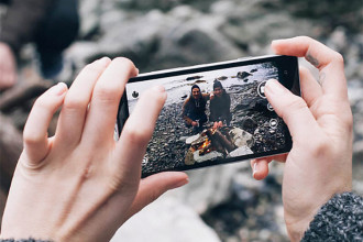 Scanner rétinien Lumia 940 XL