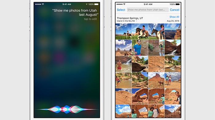 iOS 9 : image 1