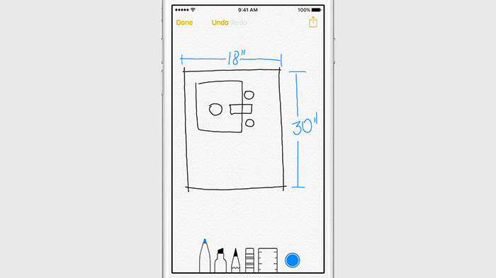 iOS 9 : image 6
