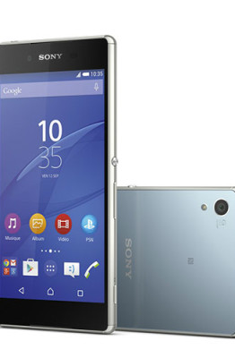 Xperia Z3+ chez Darty