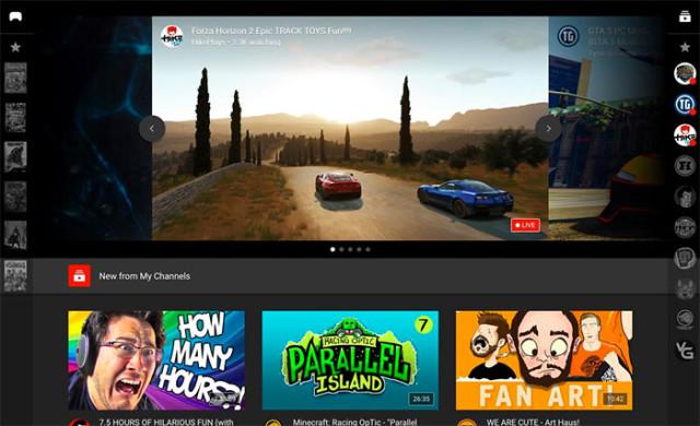 YouTube Gaming : image 3