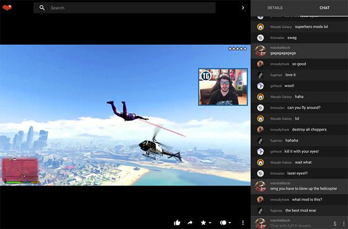 YouTube Gaming : image 6