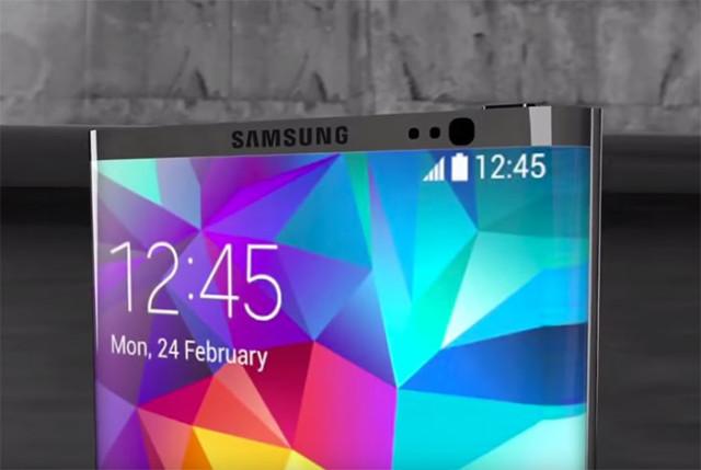 Concept Samsung Galaxy S7 Edge