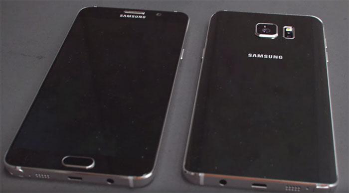 Concept Galaxy Note 5 : image 2