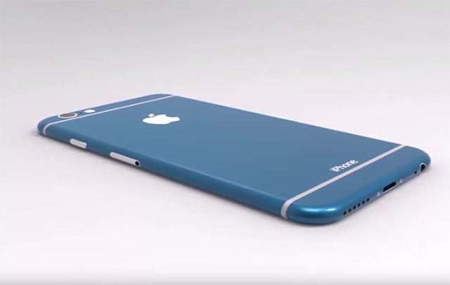 iPhone 6c : un chouette concept, par Kiarash Kia