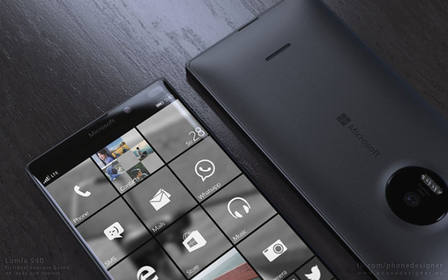 Concept Lumia 940 : image 3