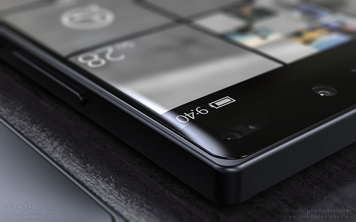 Concept Lumia 940 : image 5