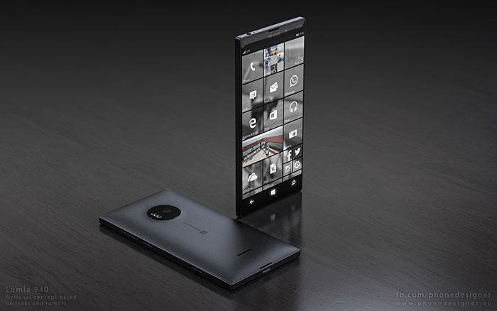 Concept Lumia 940 : image 7