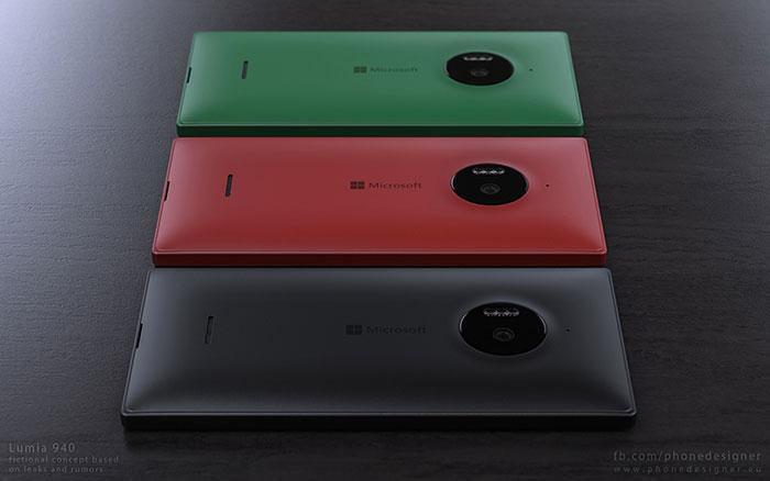 Concept Lumia 940 : image 8