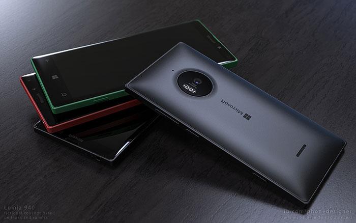 Concept Lumia 940 : image 9