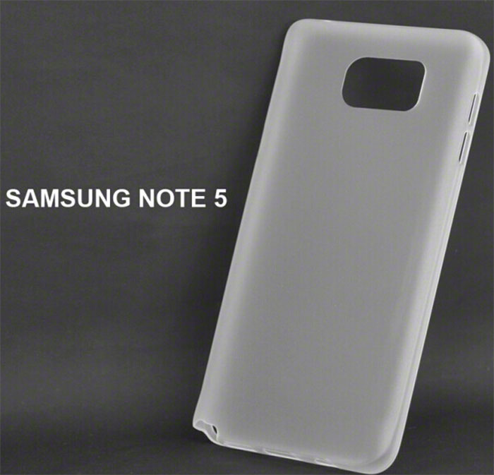 Coque Galaxy Note 5 : image 2