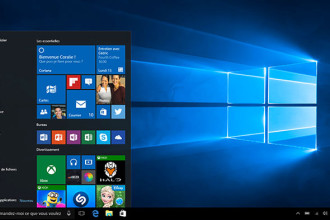 Créer clé installation Windows 10