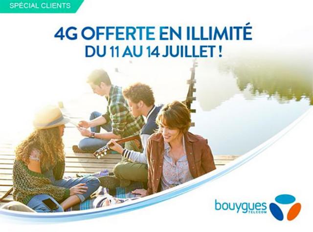 Data illimitée Bouygues Telecom