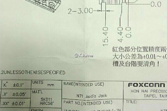 Document Foxconn iPhone 6s