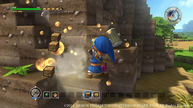 Dragon Quest Builders : capture 1
