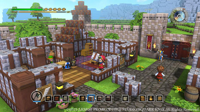 Dragon Quest Builders : capture 2