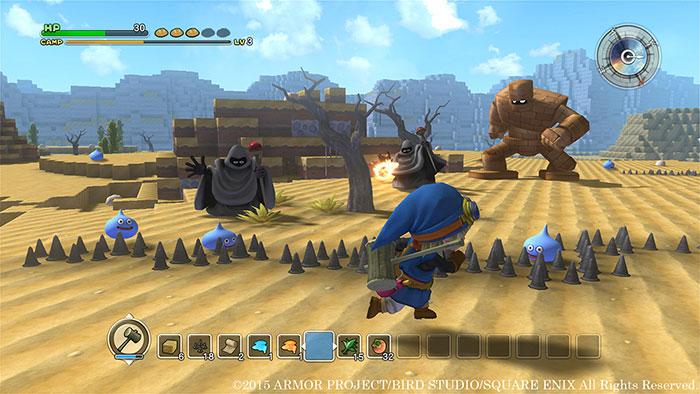 Dragon Quest Builders : capture 3