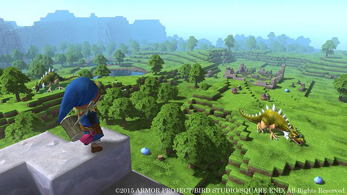 Dragon Quest Builders : capture 4