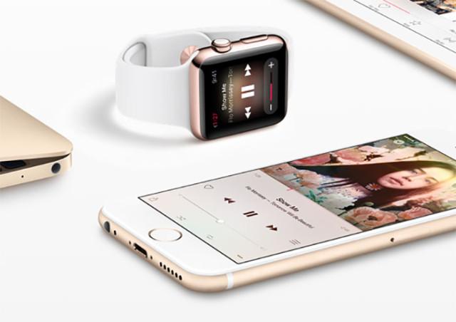 Ecran Apple Watch 2