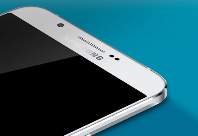 Samsung Galaxy A8 : image 1